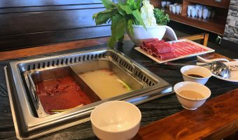 WORLD FARE: Nine shades of hot at Shu Dao
