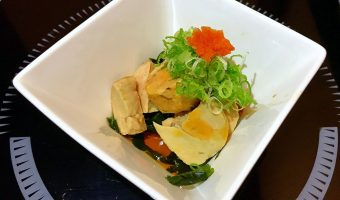 WORLD FARE: Japanese cooking with a bit of yang at Robataya Oton