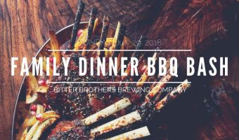 NEWS: Bitter Brothers Hosts Family Dinner All-Star BBQ Bash (Sunday, July 29)
