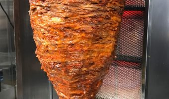 WORLD FARE: A spinning top, CDMX-style, at Al Pastor