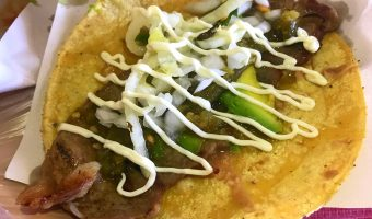"WORLD FARE: Carne Asada reimagined at Tacos ""Don Esteban"""