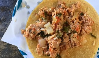 WORLD FARE: Variations on the fish taco formula at Tacos Marco Antonio