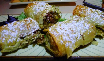 WORLD FARE:  Kous Kous: not one of the usual suspects