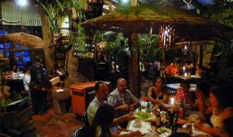 WORLD FARE:  Rosarito steakhouse is a carnivore's delight