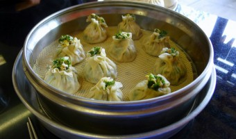 "WORLD FARE:  There's no ""con-fusion at Myung In Dumplings"