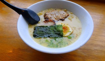 WORLD FARE:  Ramen on a tightrope at Tajima