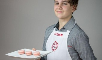CITYBEAT FOOD ISSUE:  Cooking with a 'MasterChef' Junior champ