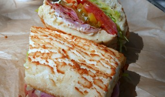 WORLD FARE:  No drought about it at Ike's Place