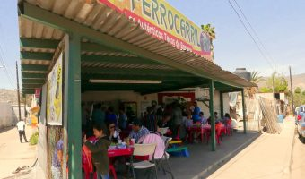 WORLD FARE:  Ride the railroad at El Ferrocarril
