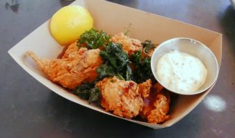 WORLD FARE:  Variations on the theme of chicken at The Crack Shack