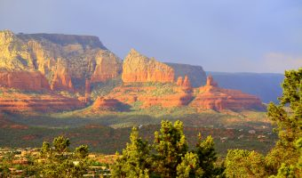 TRAVEL:  In Search of the Vortex, Beauty and a Good Meal in Sedona