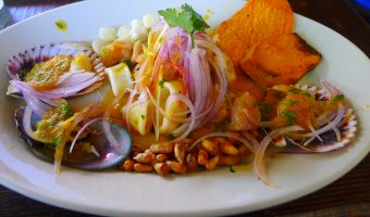 WORLD FARE:  The big flavors of Peru at Café Secret