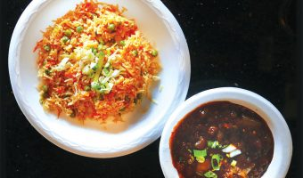 WORLD FARE: 'Chinese' food done Indian-style
