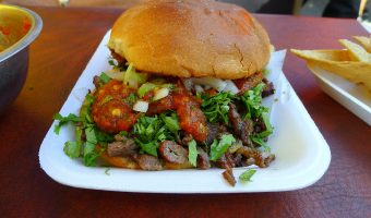 WORLD FARE:  Great tortas and tacos but no hot dogs
