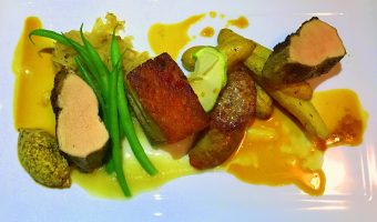 WORLD FARE: Haute altitude, haute cuisine at Skadi Restaurant