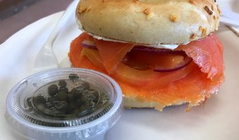 WORLD FARE: A blast from the past at PL Bagels