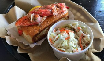 WORLD FARE: Lobster West rolls a different way