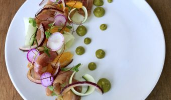 WORLD FARE: Ceviche House does what it says on the label