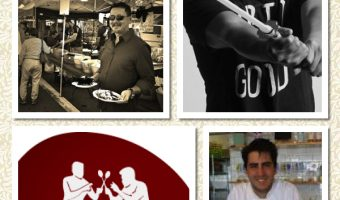 THE ART OF SPOONING:  Poke and Ceviche:  Dishes or Concepts? (Part 1, Episode 14)