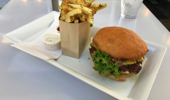 WORLD FARE: Battle of the burger chains