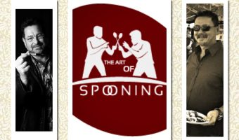 "THE ART OF SPOONING:  Episode 17, Part II (and VIDEO) of ""The Men of Meat"""
