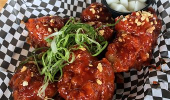 WORLD FARE: Cross Street's chicken is reason to cross the street