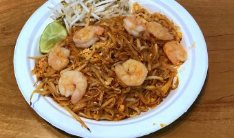 WORLD FARE: Gloriously inauthentic Thai at 55 Thai