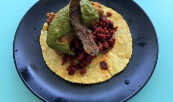WORLD FARE: Fine dining Mexican in the East Village