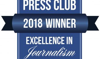 "NEWS:  Michael Gardiner wins an Excellence in Journalism Award for ""The World Fare"" Reviews"