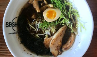 WORLD FARE: BeShock has ramens that go to 11