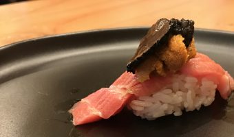 WORLD FARE: Hidden Fish's top sushi