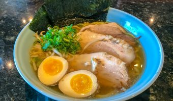 WORLD FARE: San Diego's ramen glut jumps the shark