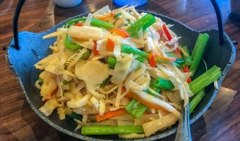 WORLD FARE: Surprising subtlety at Taste of Hunan