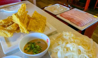 "WORLD FARE: Old House puts the ""hot"" in hot pot"