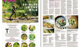 SAN DIEGO UNION-TRIBUNE:  Edibles in the Wild
